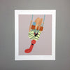 Klara Persson Gungan The Swing Giclée Limited edition print