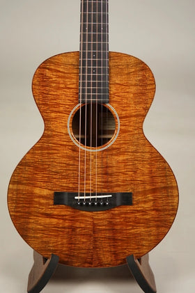 Firefly in Hawaiian Koa