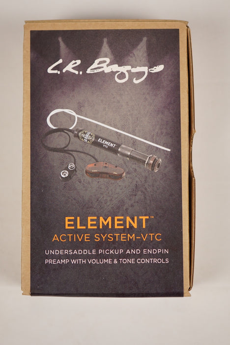 LR Baggs Element Active System-VTC
