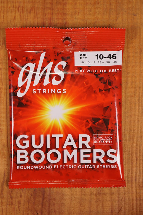 GHS Guitar Boomers 10/46