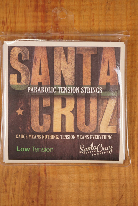 Santa Cruz Parabolic Tension Strings- Low