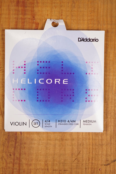 D'Addario H310 Helicore 4/4 Stranded Steel Core