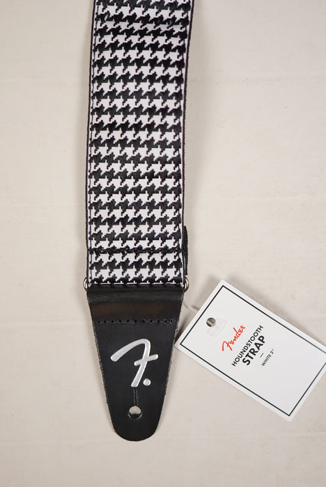 Fender Houndstooth Strap Black/White