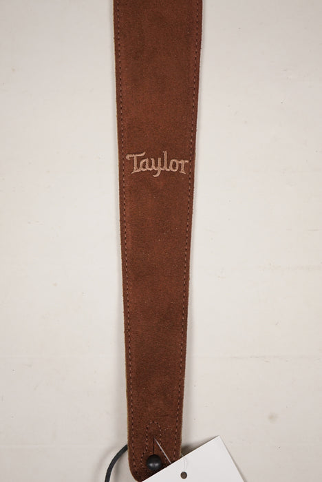 "Taylor Guitars 2.5"" Suede Chocolate"