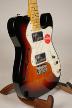 Load image into Gallery viewer, Squier CLASSIC VIBE '70S TELECASTER® THINLINE Maple Fingerboard, 3-Color Sunburst