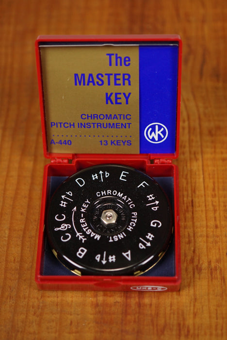 The Master Key Chromatic Pitch Instrument A-440