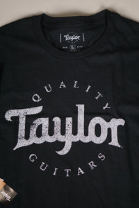 Taylor Distressed Logo T