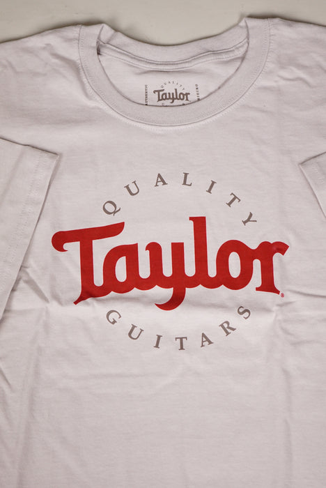 Taylor Two Color Logo T