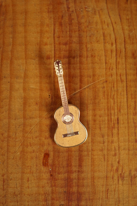 Classical Guitar Pin