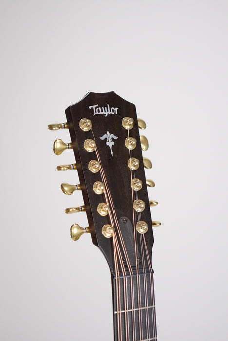 2020 Taylor 652ce Builder's Edition 12-String