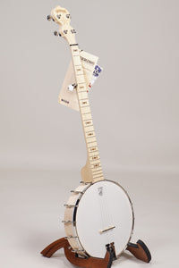 Deering Goodtime Open Back Banjo (G)with Eagle Logo Gig Bag