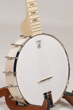 Load image into Gallery viewer, Deering Goodtime Open Back Banjo (G)with Eagle Logo Gig Bag