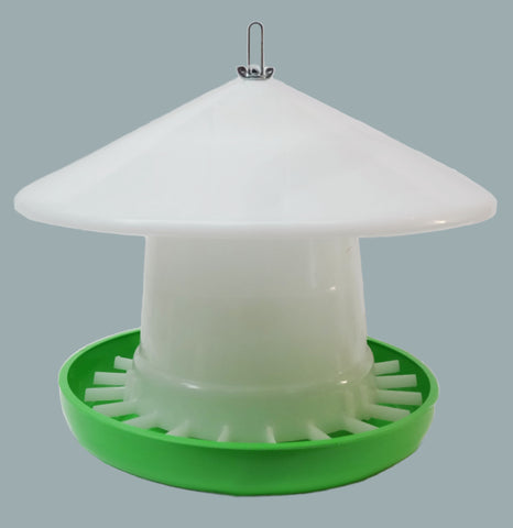 Medium Plastic Bird Feeder - 6.6lb