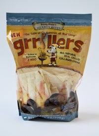 Canine Butcher Rawhide Grrillers Dog Treats