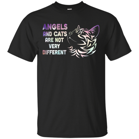 Angels And Cats T-Shirt