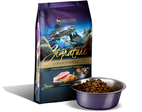 Zignature Limited Ingredients Catfish Dog Food