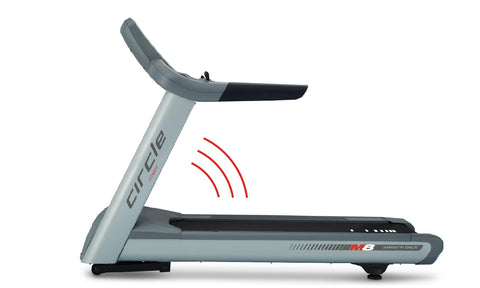 Safety stop - M8 Treadmill