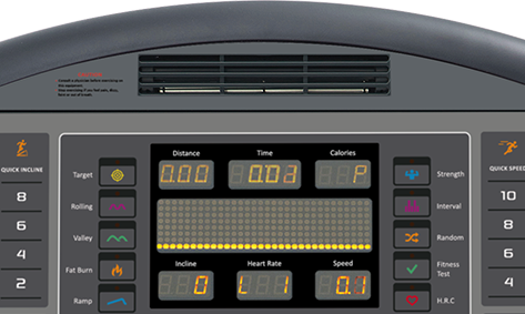 Fan - M7 Treadmill