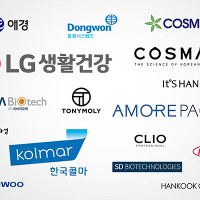 Biggest Korean Beauty Companies in South Korea