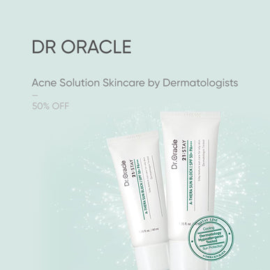 Dr Oracle 50% Off