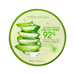 Soothing and Cooling Aloe Vera Gel for Body