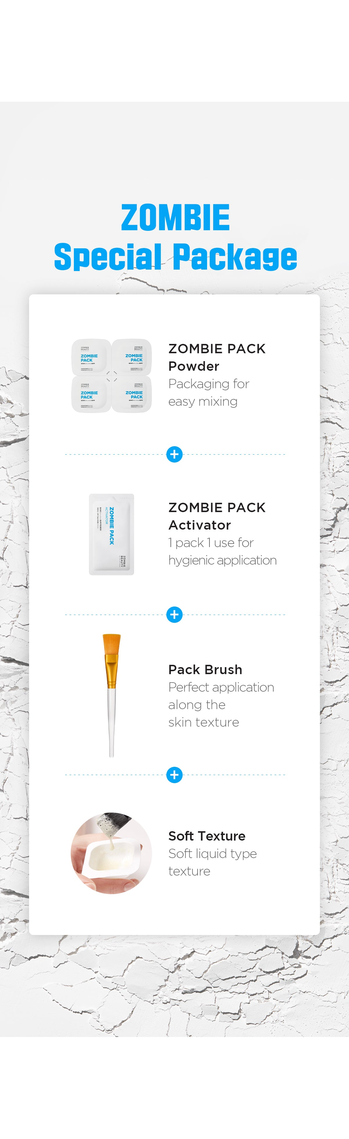 Zombie Pack & Activator Kit
