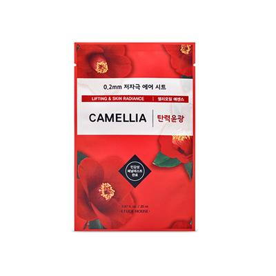 0.2 Therapy Air Mask Camellia - 1 Sheet