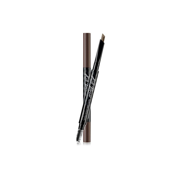 Kill Brow Auto Hard Brow Pencil - 1 Natural Brown
