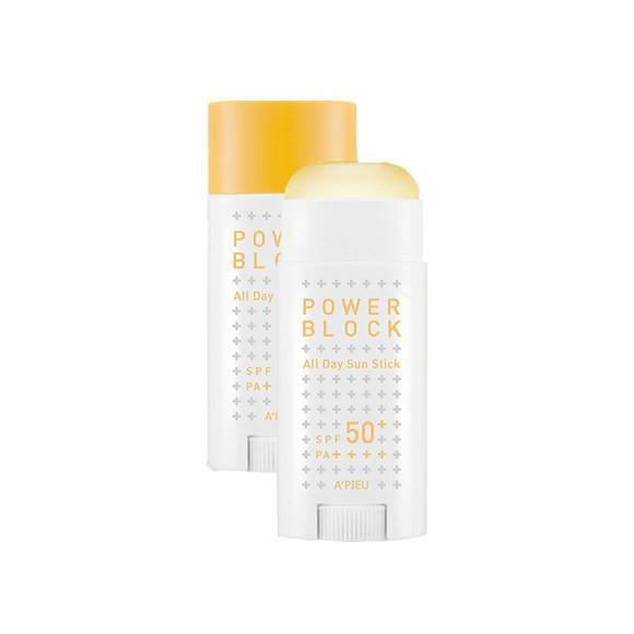 Power Block All Day Sun Stick SPF50+-PA++++