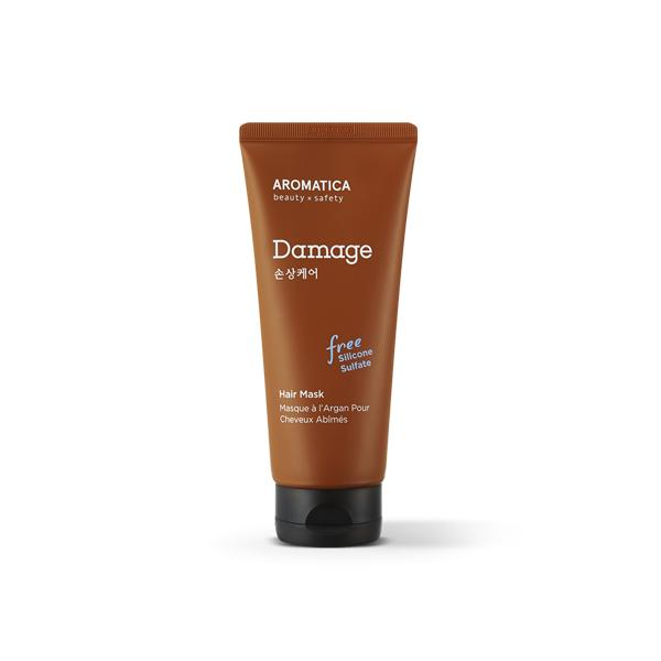 Argan Damage Care Hair Mask