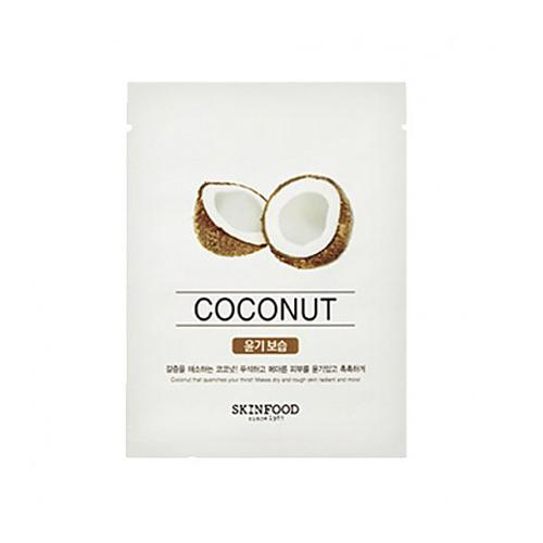 Beauty in a Food Mask Sheet, Coconut