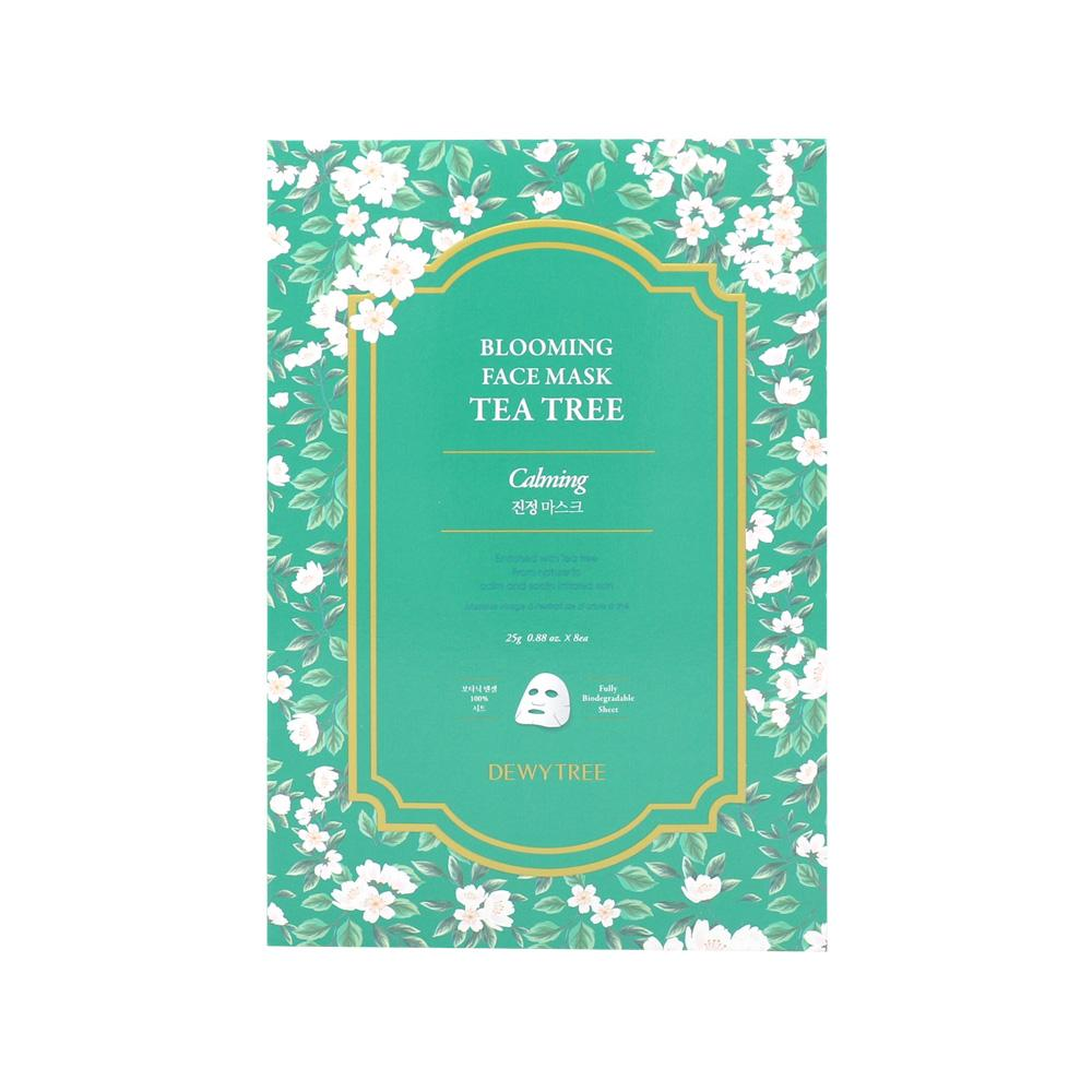 Blooming Face Tea Tree Mask
