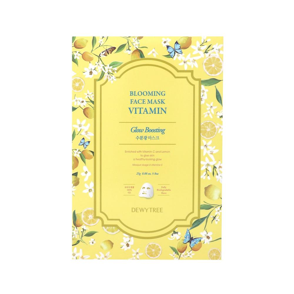 Blooming Face Vitamin Mask