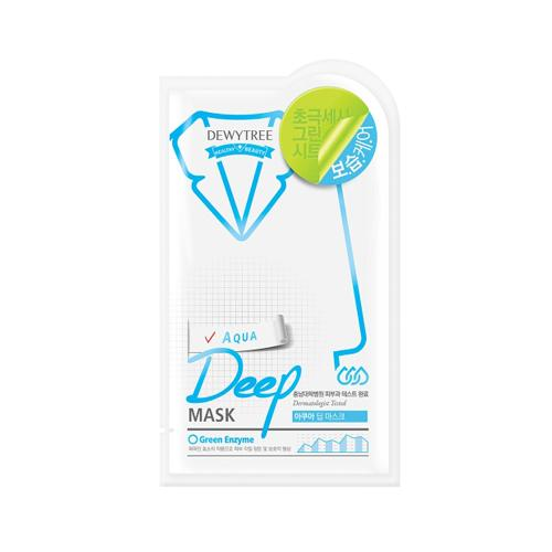 Aqua Deep Mask - 1 Box of 10 Sheets