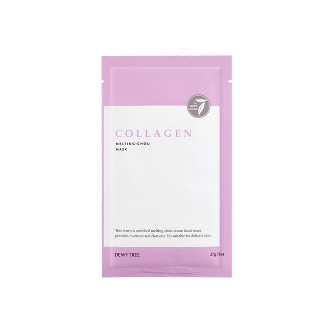 Collagen Melting Chou Mask - 1 Box of 10 Sheets