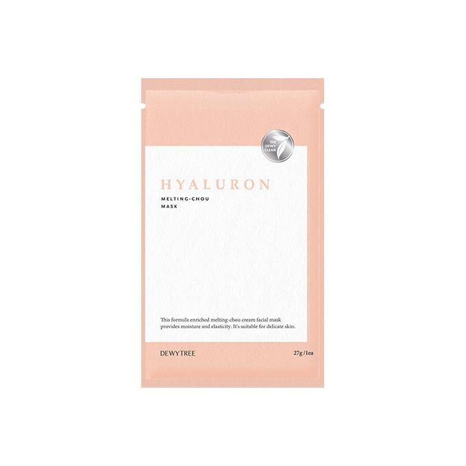 Hyaluron Melting Chou Mask - 1 Box of 10 Sheets