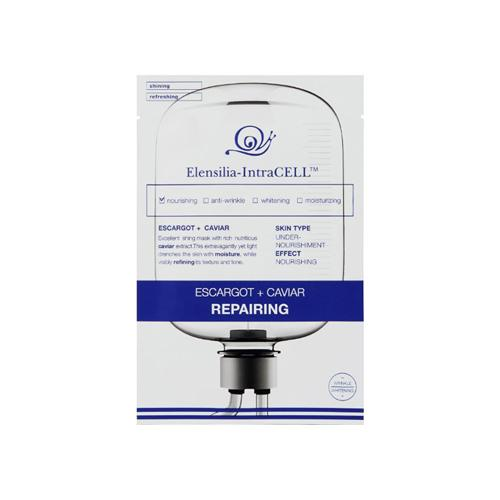 IntraCELL Escargot + Caviar Repairing - 1 Box of 10 Sheets