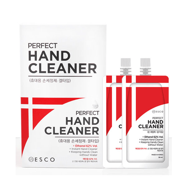 62% Ethanol Perfect Hand Cleaner
