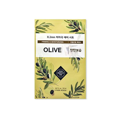 0.2 Therapy Air Mask Olive - 1 Sheet