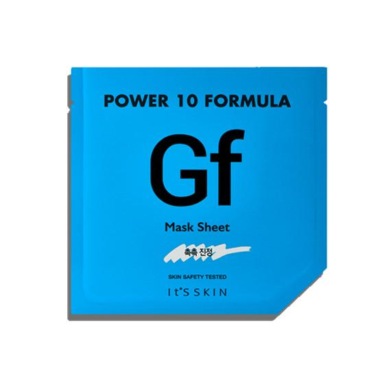 Power 10 Formula GF Mask Sheet - 1 Sheet