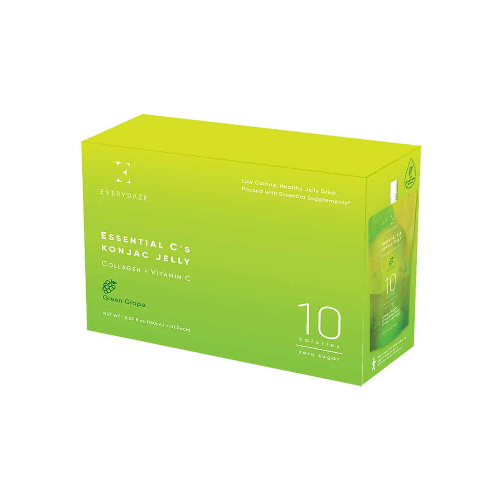 Essential C's Konjac Jelly Green Grape