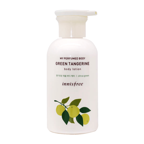 My Perfumed Body Green Tangerine Body Lotion