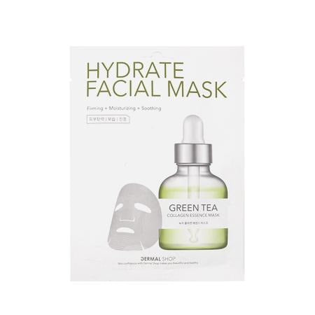 Green Tea Collagen Essence Mask - 1 Sheet