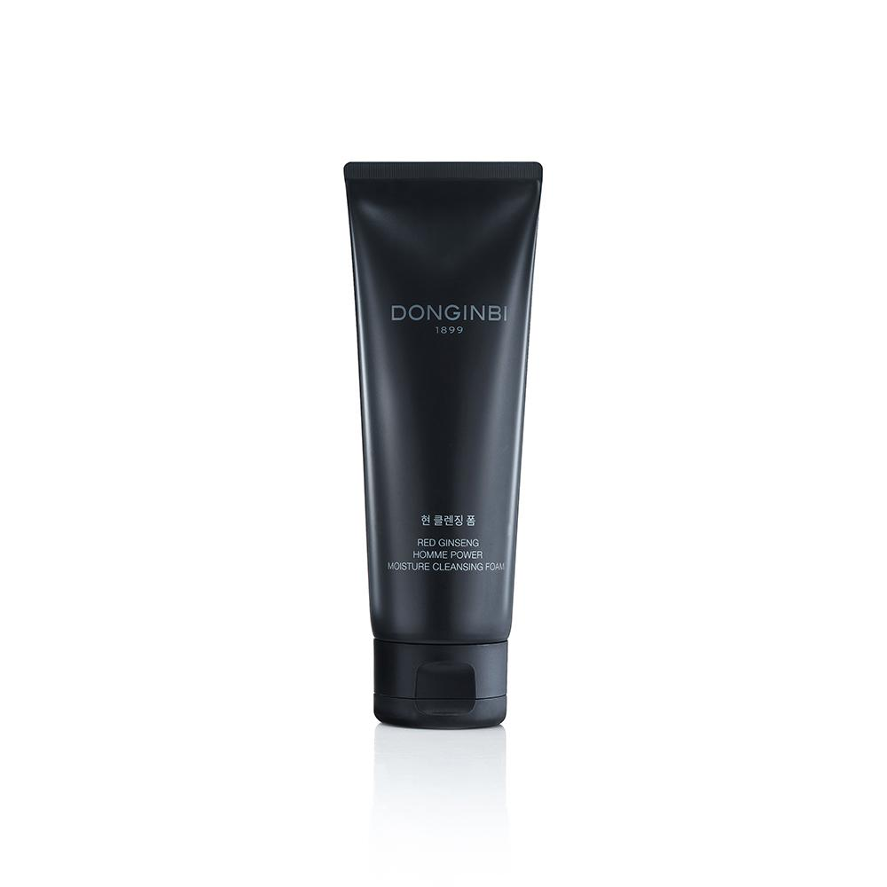 Red Ginseng Homme Power Moisturizing Cleansing Foam