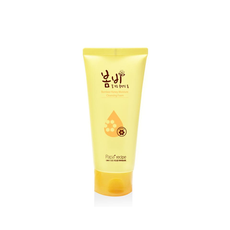 Bombee Honey Moisture Cleansing Foam