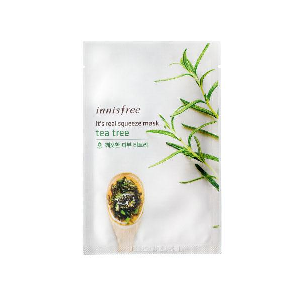 It's Real Squeeze Mask Tea Tree - 1 Sheet