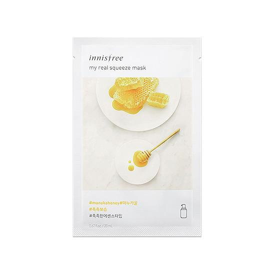 My Real Squeeze Mask - Manuka Honey NEW