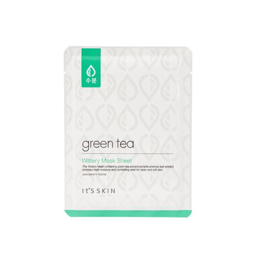 Green Tea Watery Mask Sheet - 1 Sheet