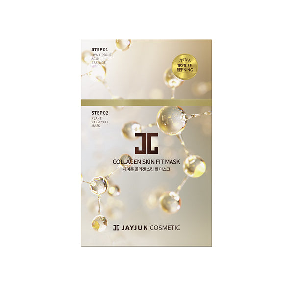Collagen Skin Fit Mask - 1 Box of 10 Sheets