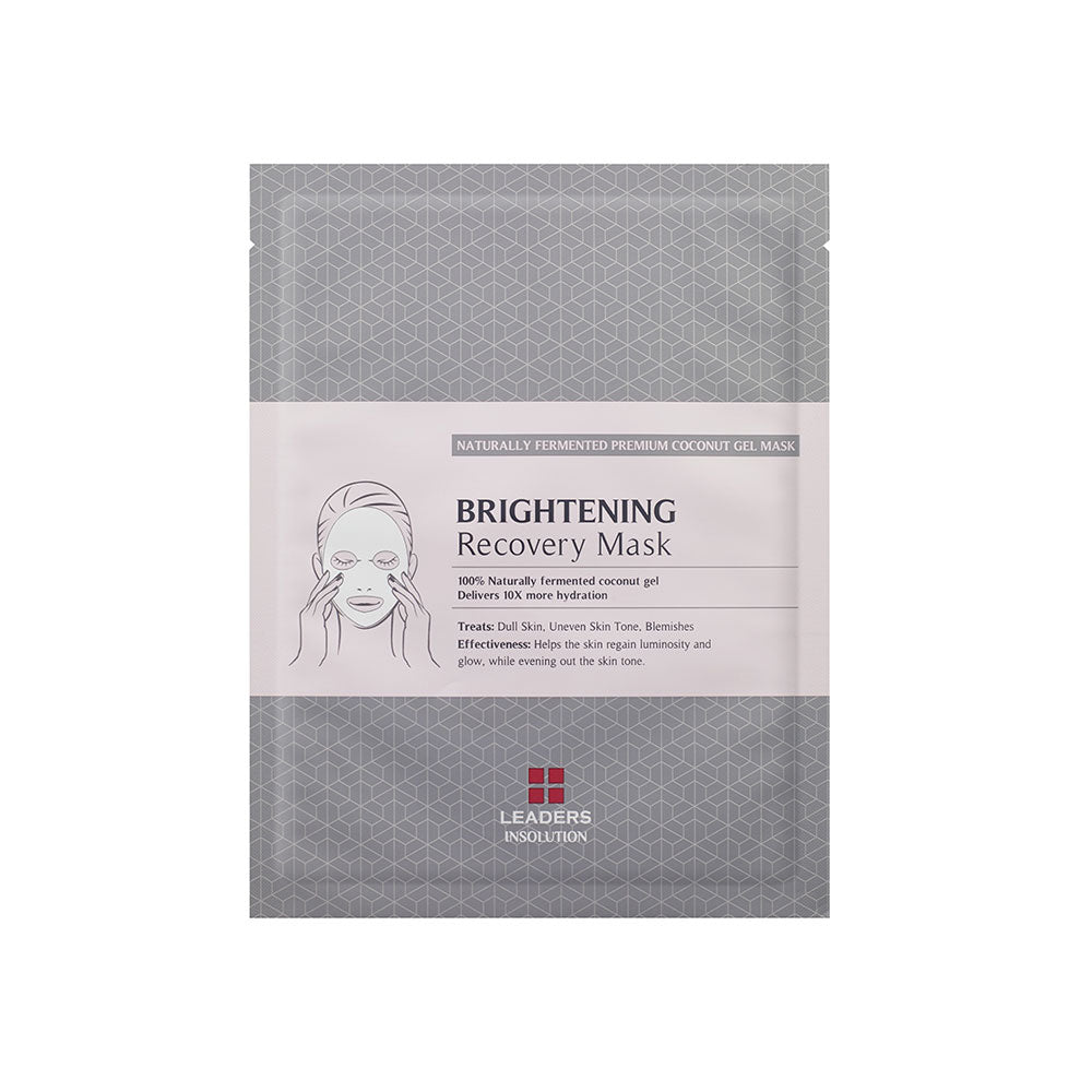 Coconut Gel Brightening Recovery Mask